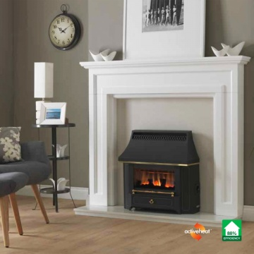 Valor Black Beauty Slimline Outset Gas Fire Flames Co Uk